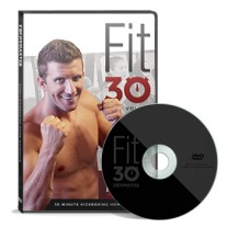 Fit 30 Workout DVD